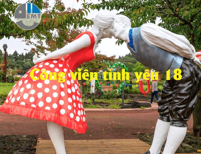 Công viên tình yêu 18+