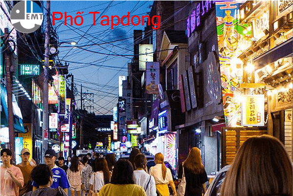 phố Tapdong