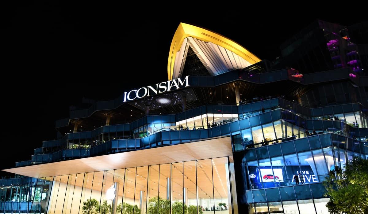 Cách đi đến ICONSIAM – Trung tâm thương mại lớn nhất Thái Lan
