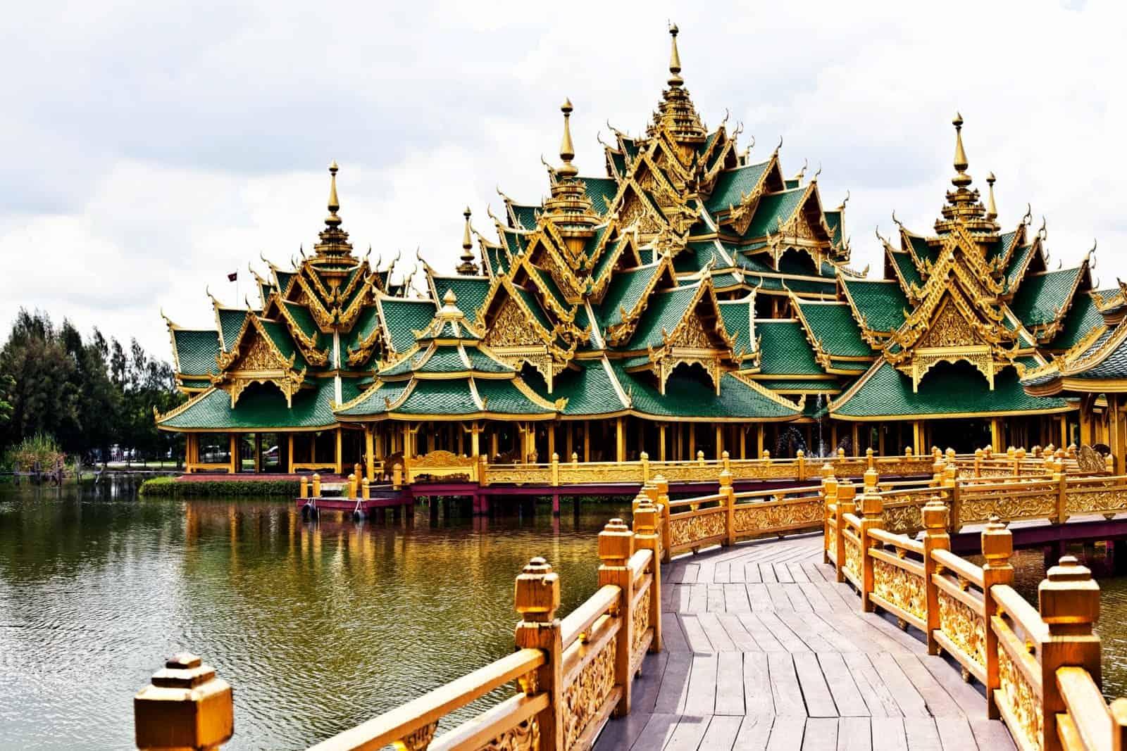 Đi Muang Boran thuê đồ Thái Lan ở đâu đẹp ?